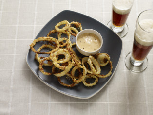 healthier onion rings